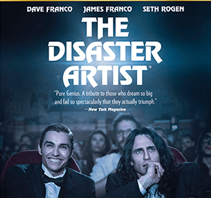 The Disaster Artist Blu Ray Amp Dvd Release Date Annonucement